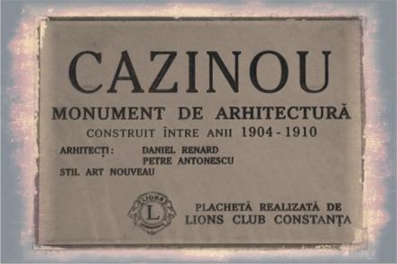 Istoria zbuciumata a Cazinoului din Constanta