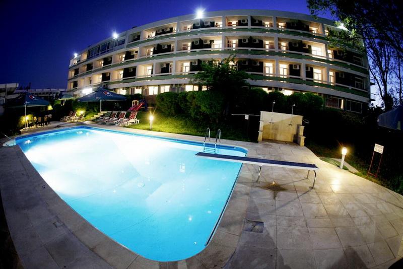 Hotel Decebal, Neptun